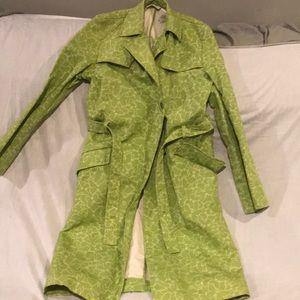 (S) Women's Trench Coat